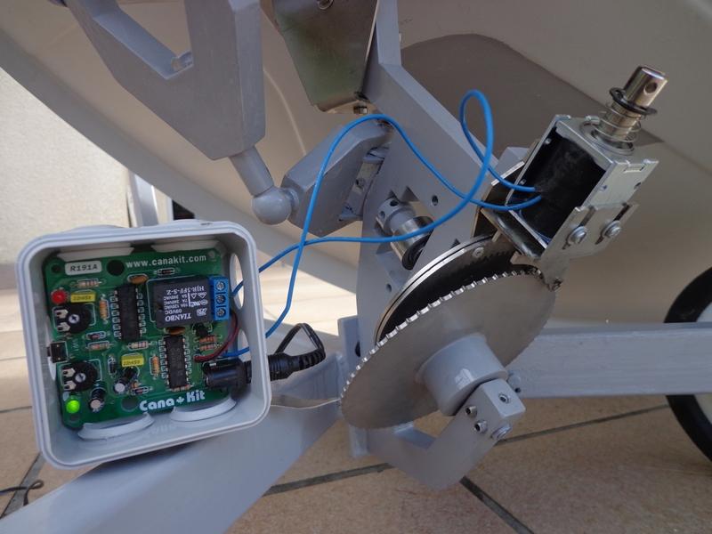 actionneur électrique 2013 + programmateur