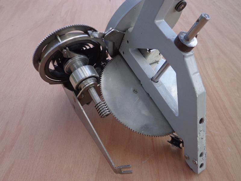 actionneur mécanique 2009